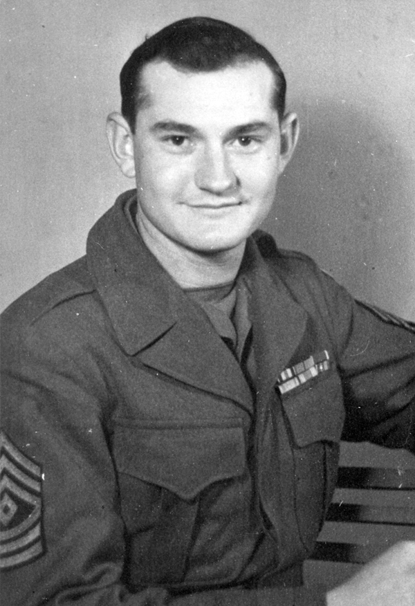 First Sergeant Lyle E. Pittenger