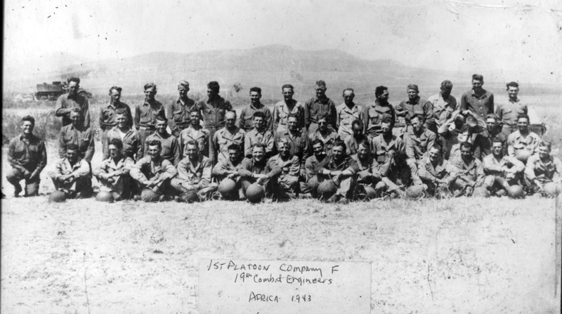 Lyle's Platoon in Africa